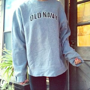 Old navy | oversized and vintage